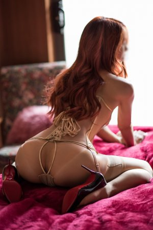 Lyssana escorts in Washington