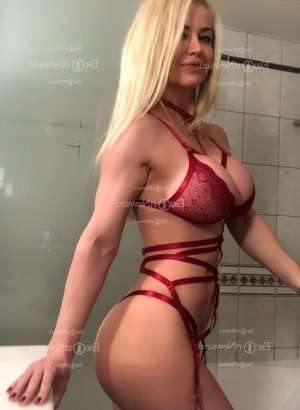 Rose-laure bbw escort